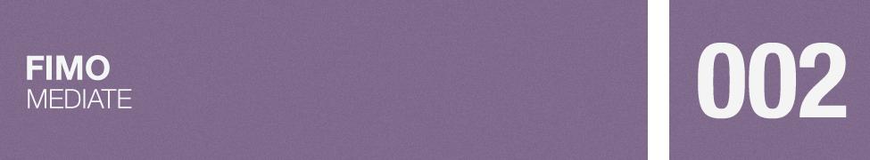 002 FIMO – MEDIATE
